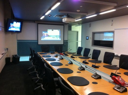 Conference equipments from Spectrum Audio Visual in Denver, CO